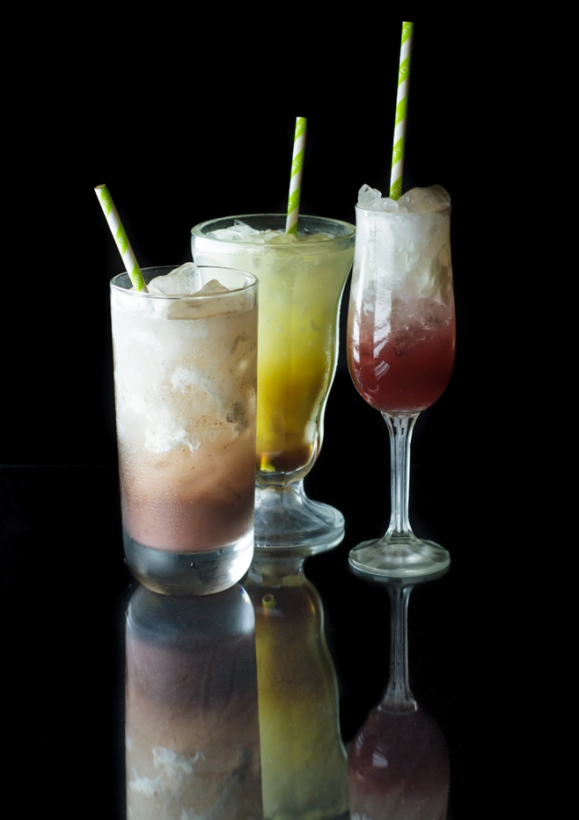 Whether or not they're truly Italian, these drinks are a big hit with all ages.