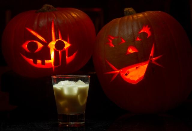 Pumpkin Pie Drinks. The favourite of the bunch: Pumpkin Pie Punch.