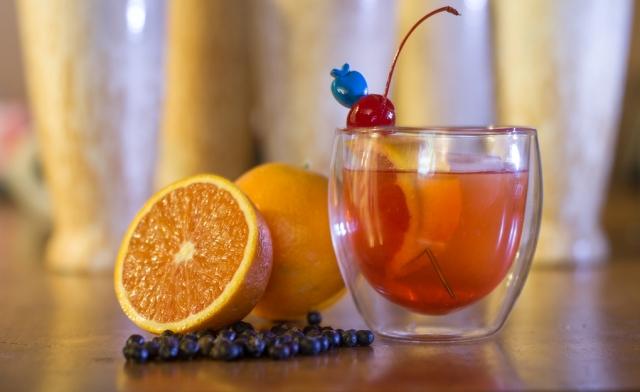 Silver Mocktail - a pink tinted mild mannered drink